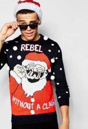 Kalėdinis vyriškas megztinis su seniu šalčiu /> </a></div><div class=