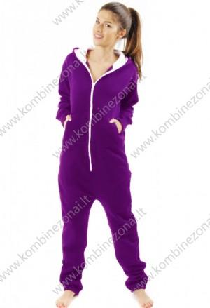 Violetinės spalvos kombinezonas /> </a> <span class=